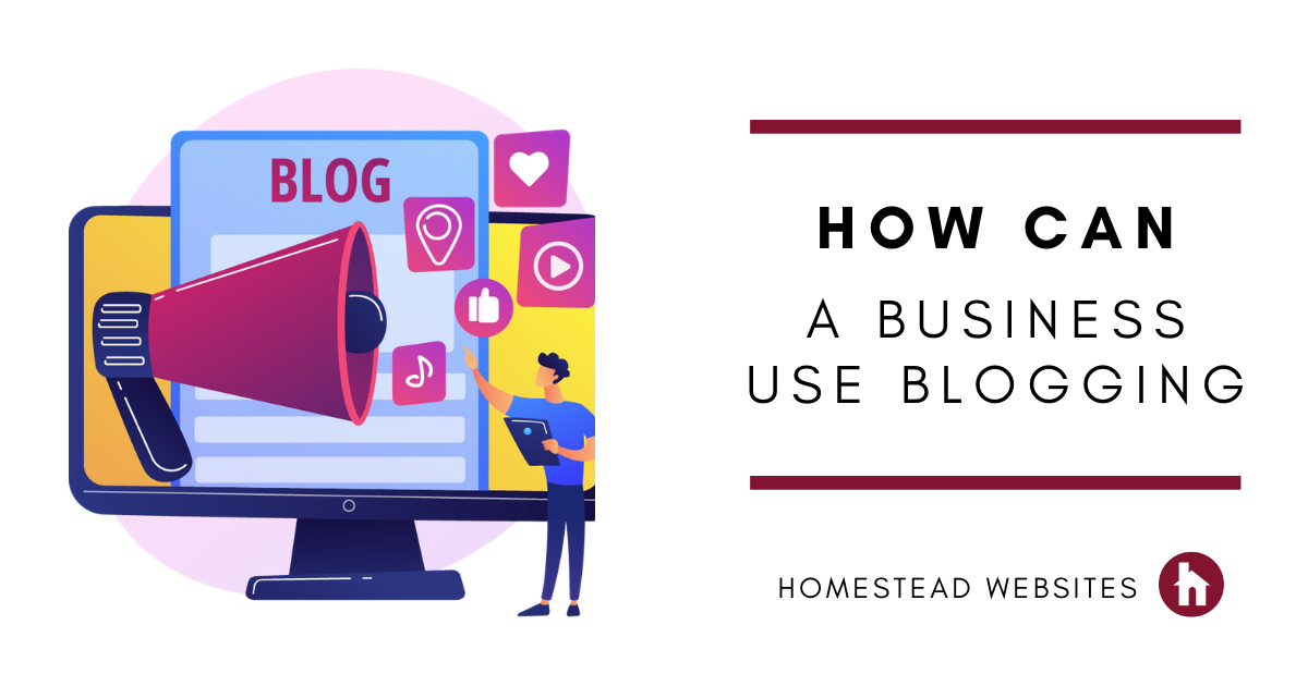 How Can A Business Use Blogging?