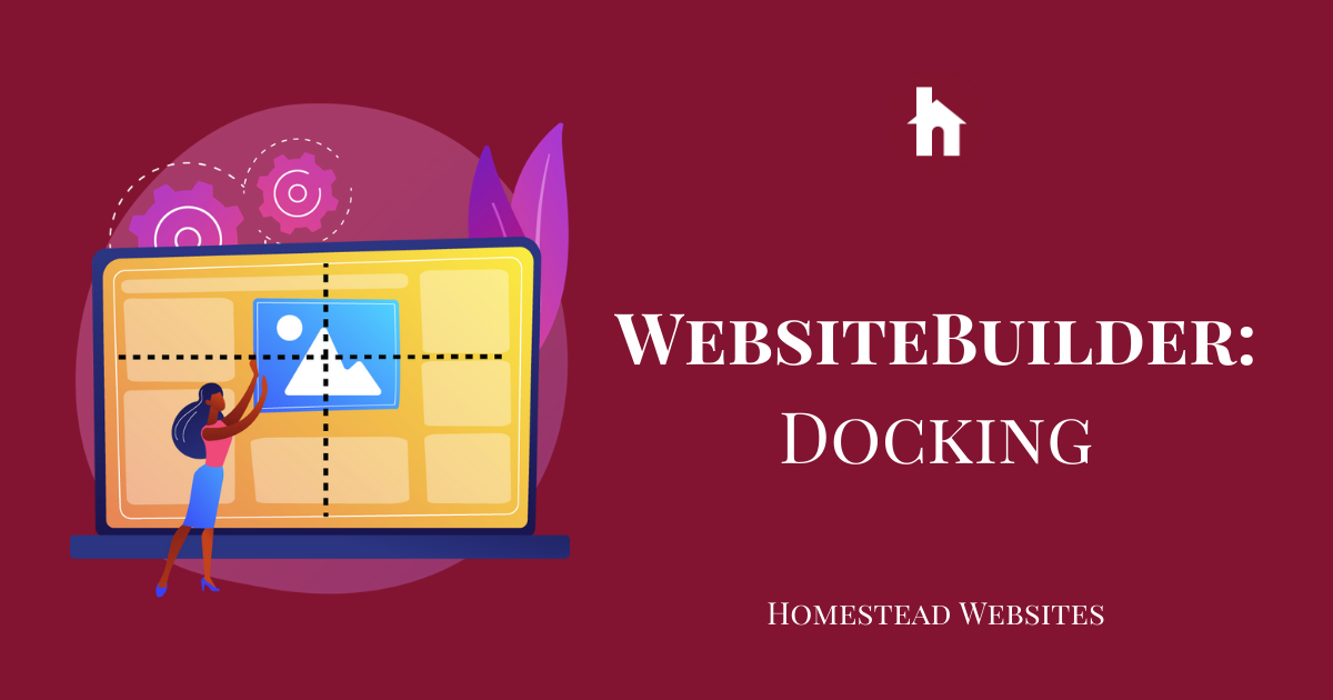 WebsiteBuilder: Docking
