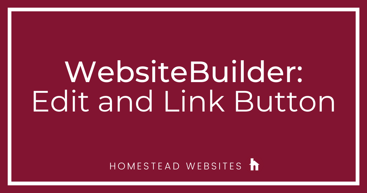 WebsiteBuilder: Edit and Link Button