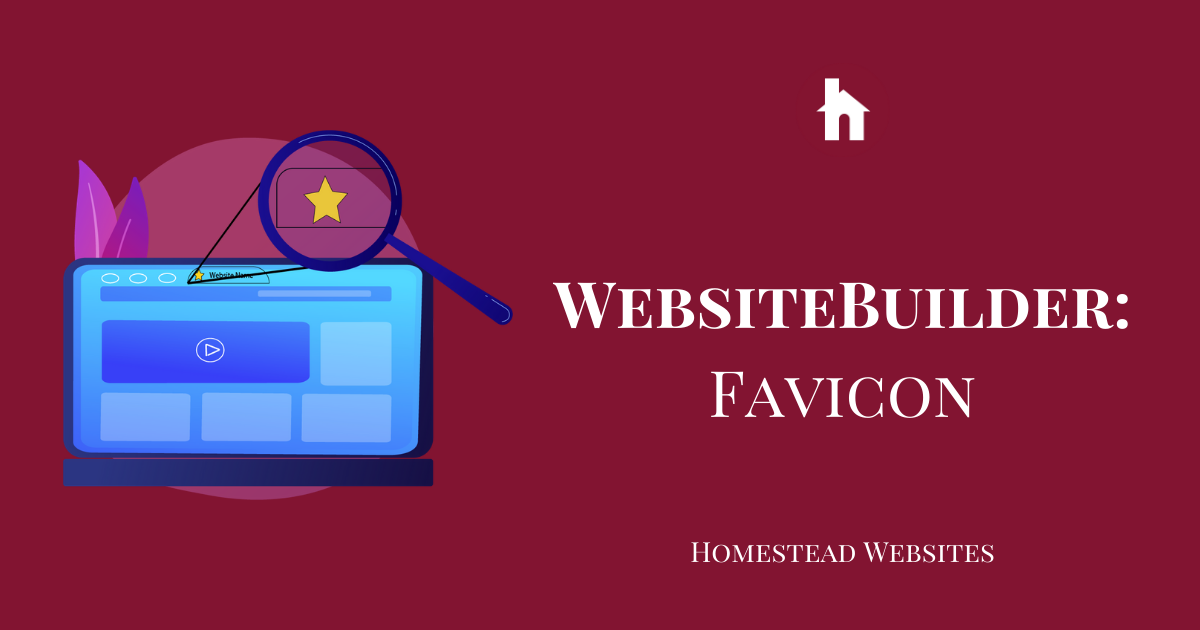 WebsiteBuilder: Favicon