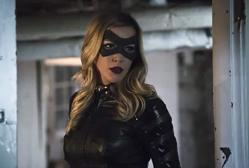 Katie Cassidy in Arrow 2012