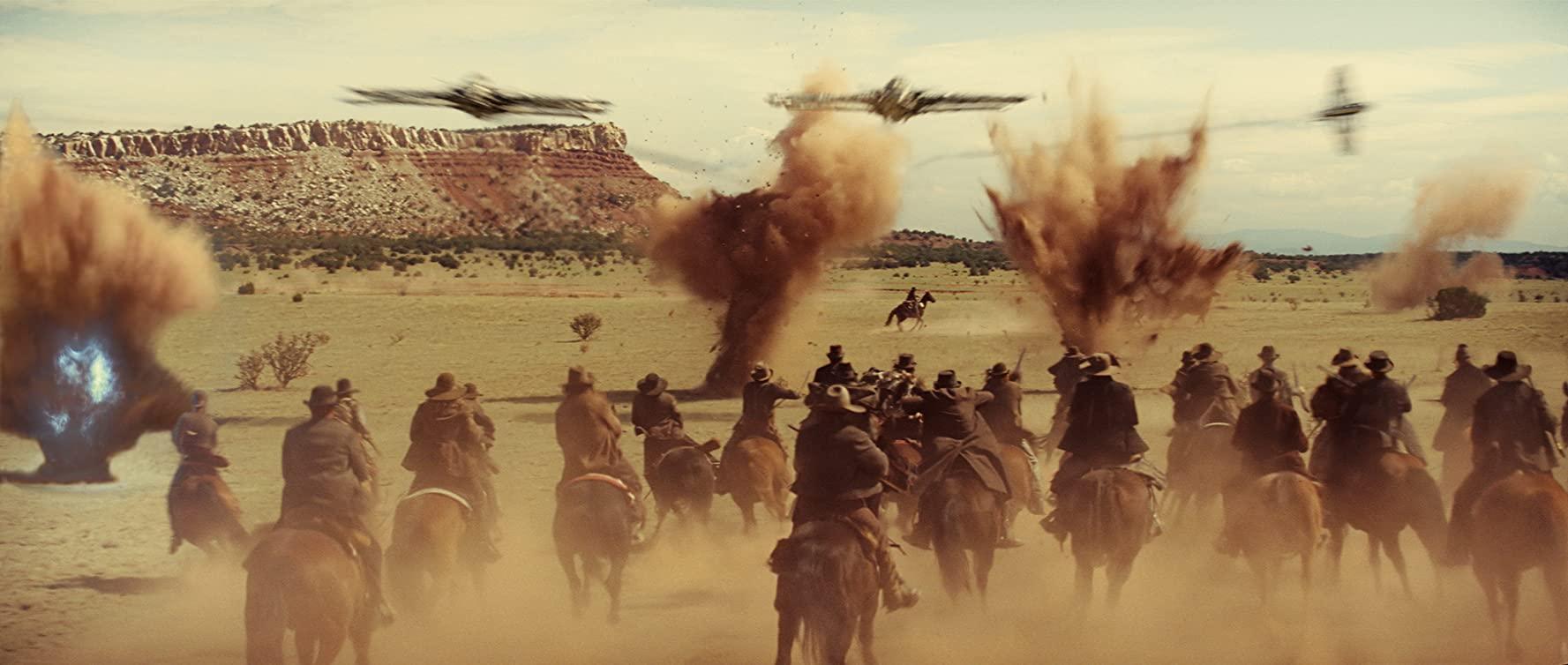 Cowboys  Aliens 2011