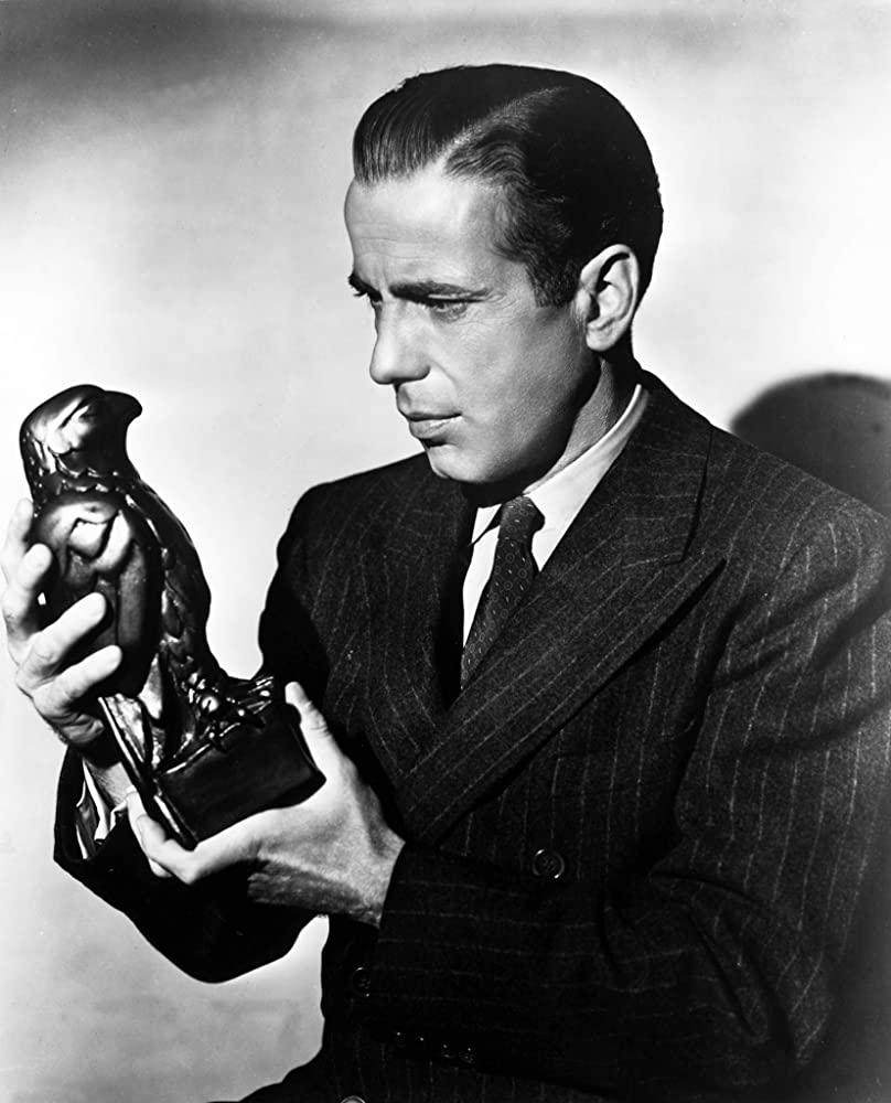 Humphrey Bogart in The Maltese Falcon 1941