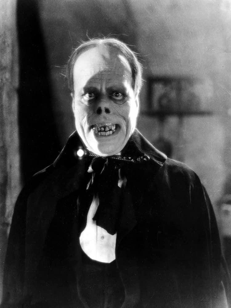 Lon Chaney in The Phantom of the Opera 1925