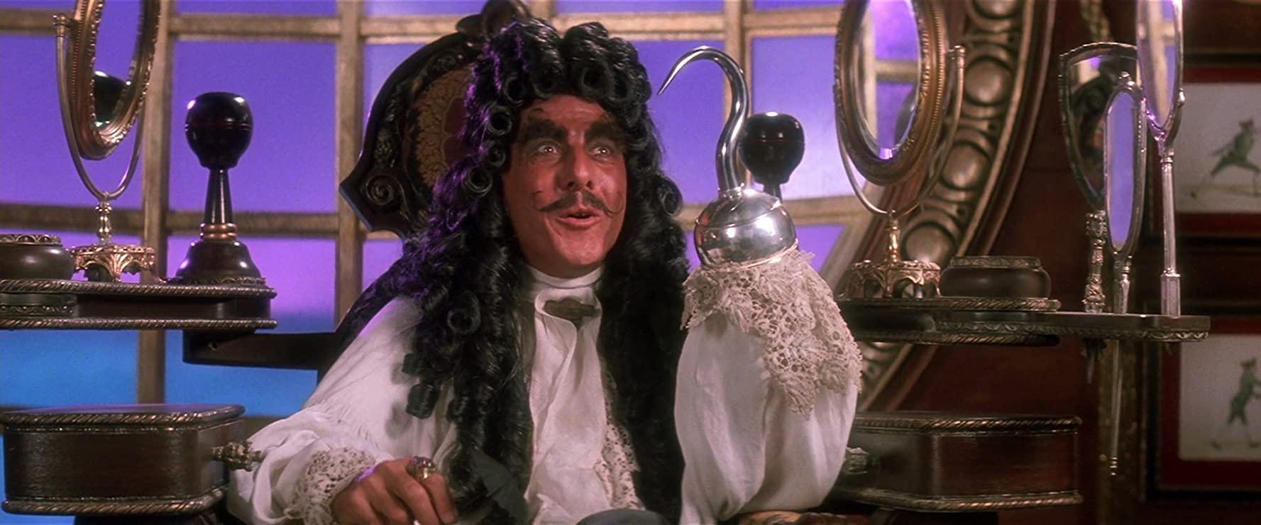 Dustin Hoffman in Hook 1991