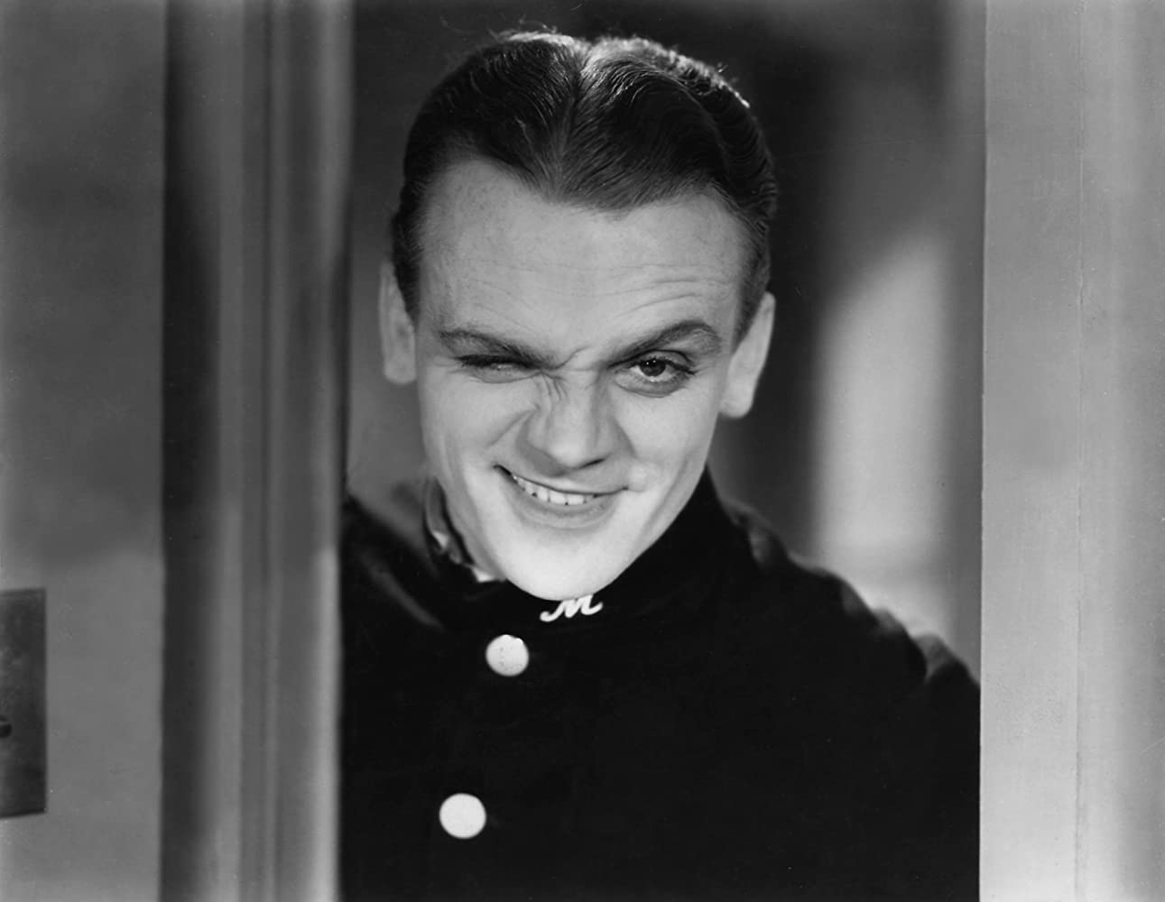 James Cagney in Blonde Crazy 1931