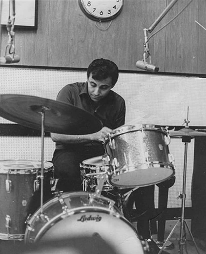 Hal Blaine in The Wrecking Crew 2008