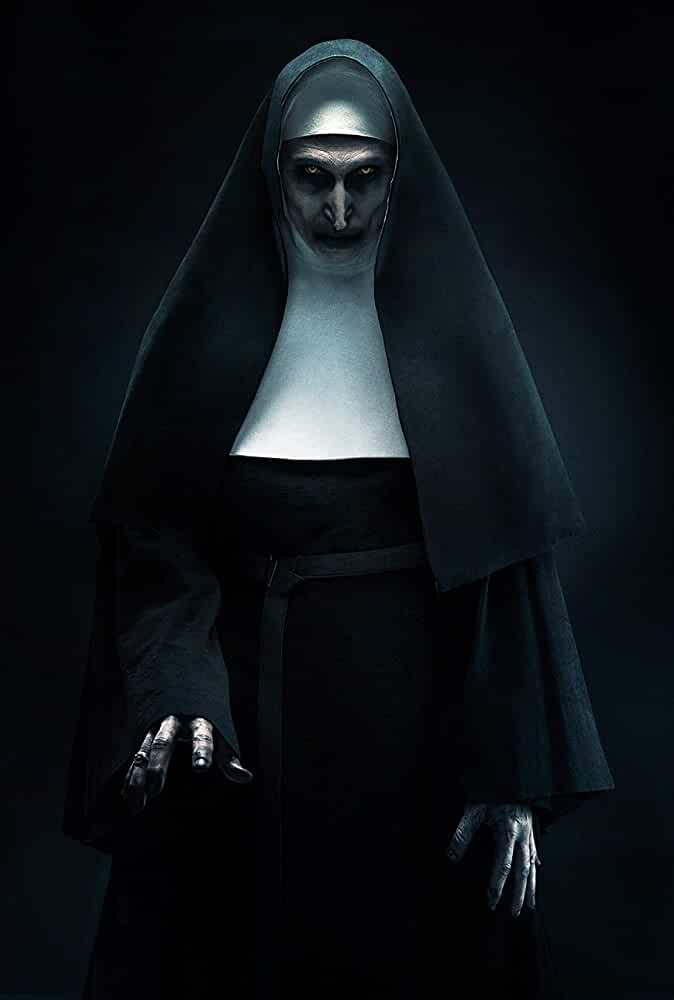 Bonnie Aarons in The Nun 2018