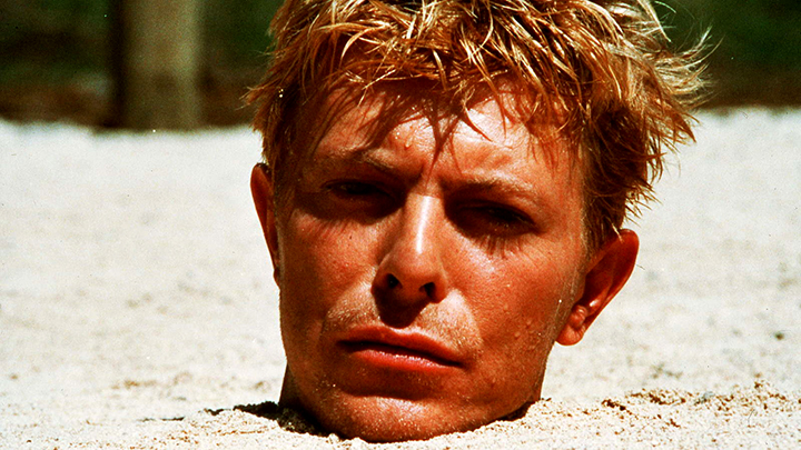 David Bowie in Merry Christmas Mr Lawrence 1983