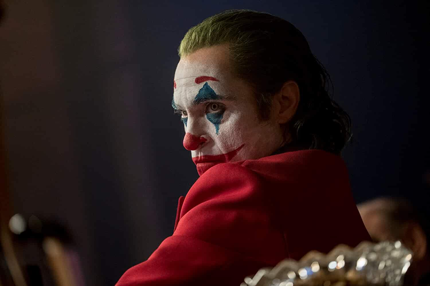 Joaquin Phoenix in Joker 2019