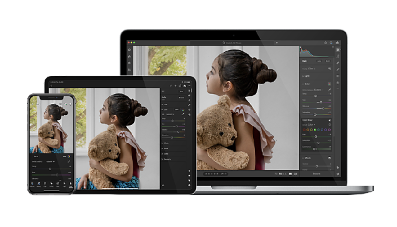 Lightroom Products Naming