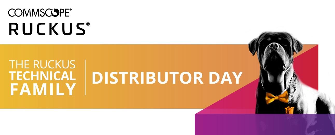 RTF Distri Day 2021 Q3: Aceleración de Partners a velocidad RUCKUS