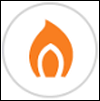 Heat icon.