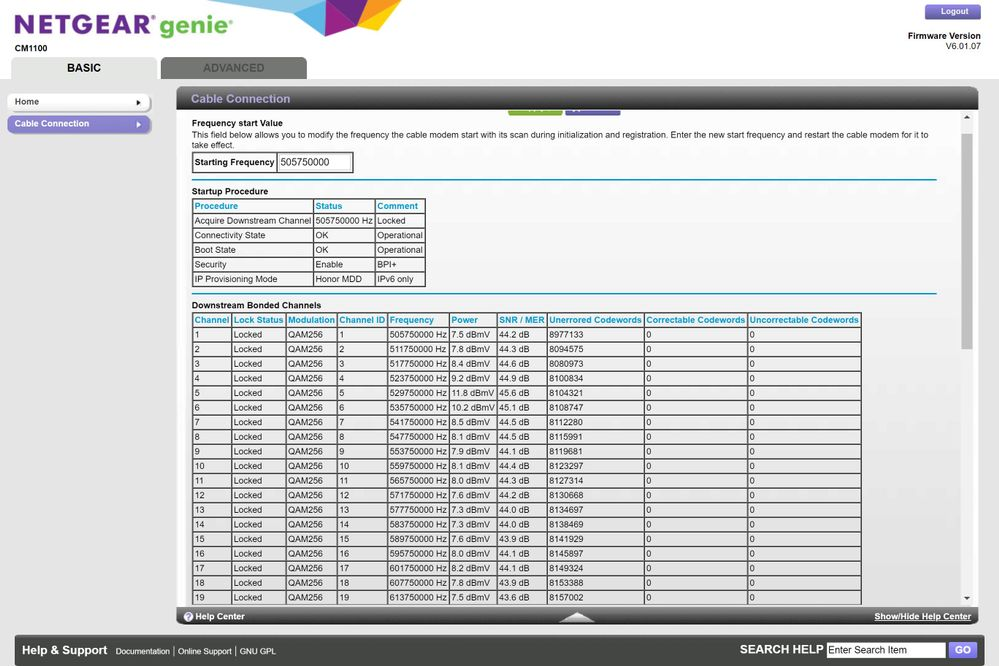 Modem status from main line page 1.jpg