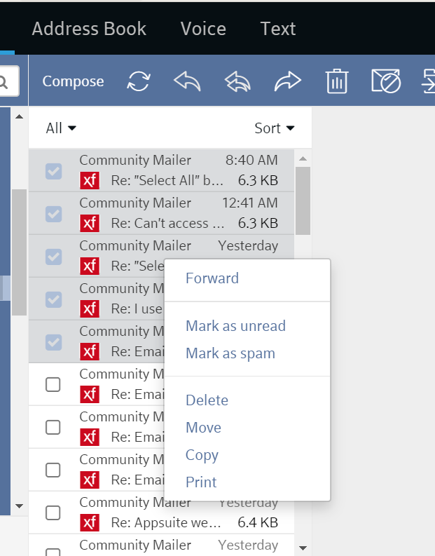 New Right-Click Menu in Mail list.PNG
