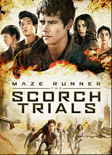 Maze Runner: The Scorch TrialsRated PG-13