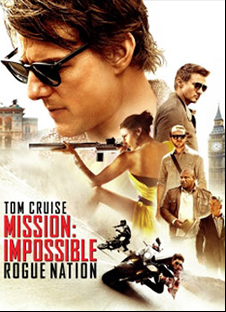 Mission: Impossible-Rogue NationRated PG-13