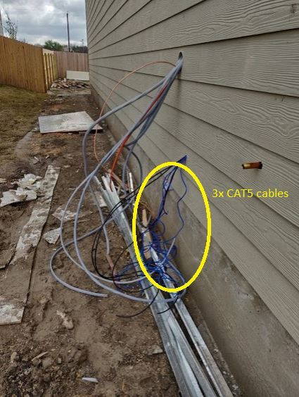 New House Fiber Optic How Is Installation Done At T Community Forums