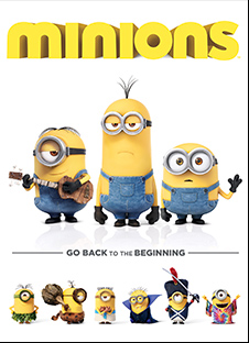 Minions Rated PG