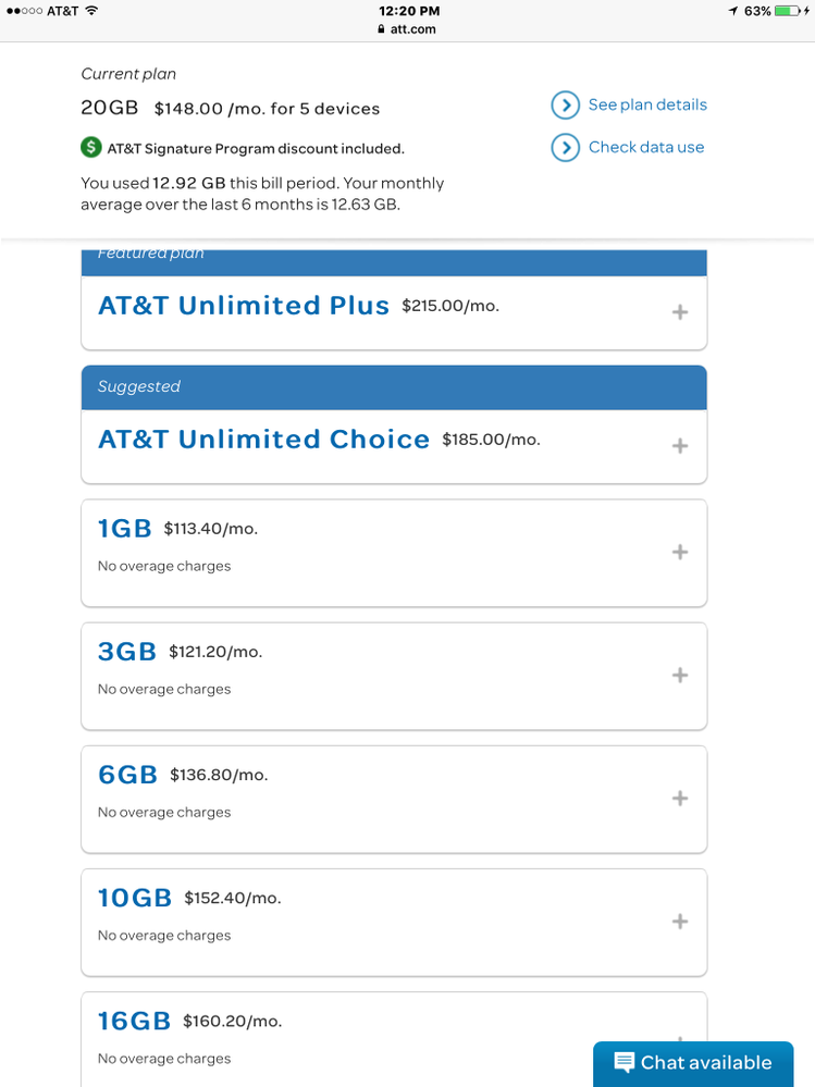 At&t data usage not updating dating when to call