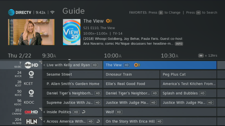 Directv program guide not updating dating women with herpes